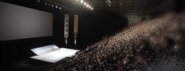 Pipe and Drape y cortinas blackout en el festival de cine de San Sebastian